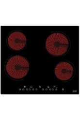 Clec1bk C Ceramic Hob 60cm Touch Control